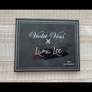 LE - Violet Voss x Laura Lee Pro Eyeshadow Palette